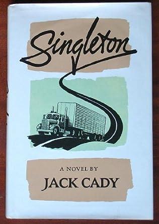 book cover of Singleton