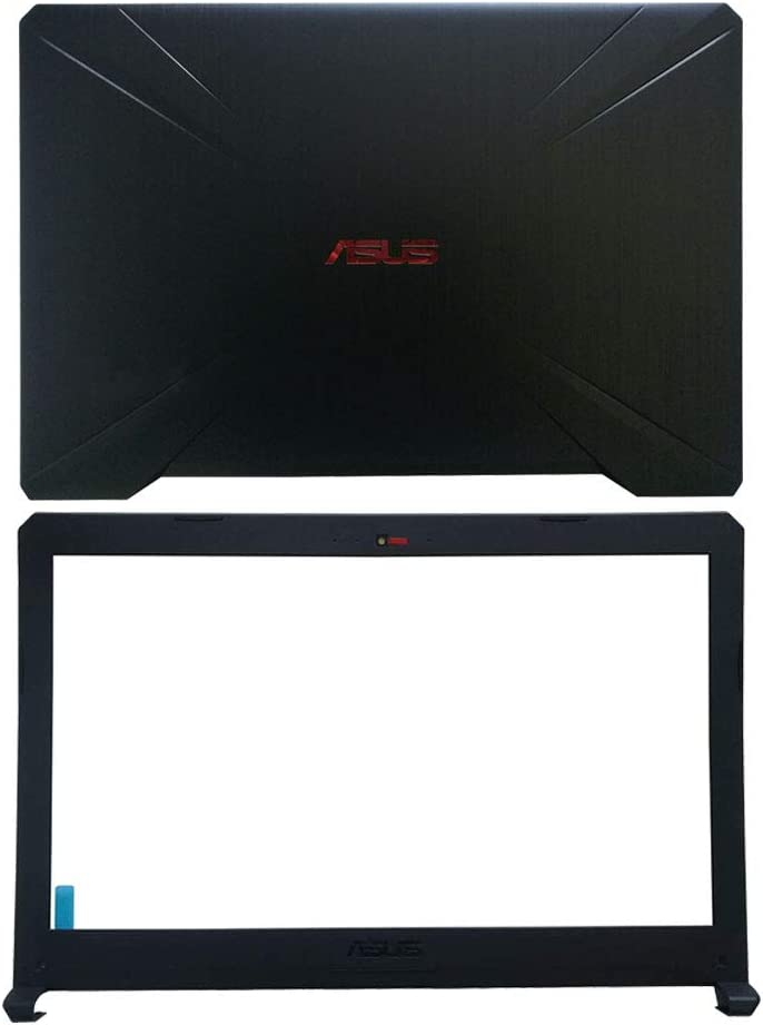 Laptop Replacement Parts Fit Asus FX504 FX80 LCD Top +Front Bezel Cover Case