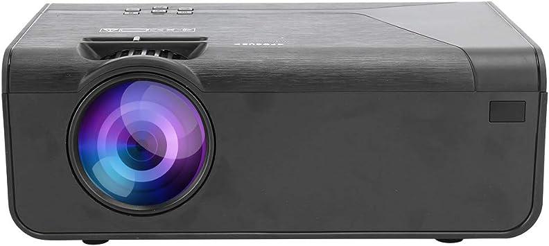Opinión sobre wosume Proyector portátil Proyector HDMI Imágenes más Suaves para la Oficina en casa(European regulations)
