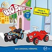 Diebe in Big City (BIG Bobby Car 4) | Simon X. Rost