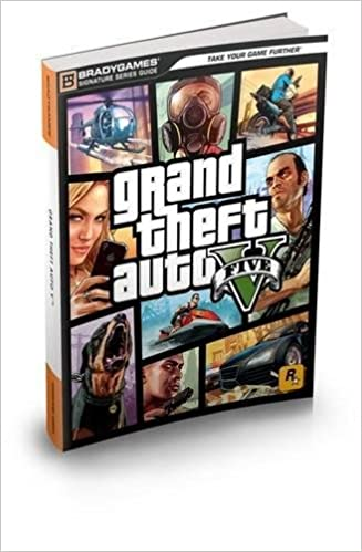Grand Theft Auto V Signature Series Strategy Guide Tim Bogenn Rick Barba  Amazon Com Books