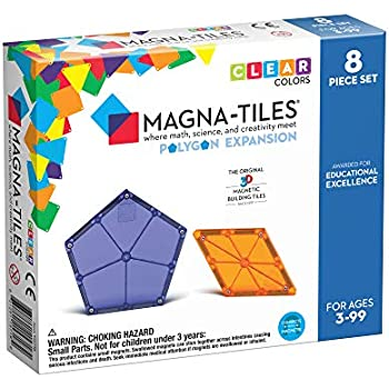 Brand New 2019 Mag-Genius Magnet Tiles 102 Piece Set And All New Magnet Kids