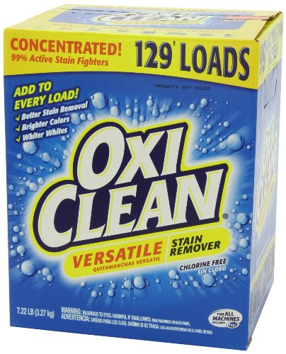 Oxiclean Versatile Stain Remover, All New Super Savings Pkg 28.88 Pounds by OxiClean