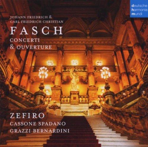 Fasch: Concerti & Ouverture (Alberto Wine)