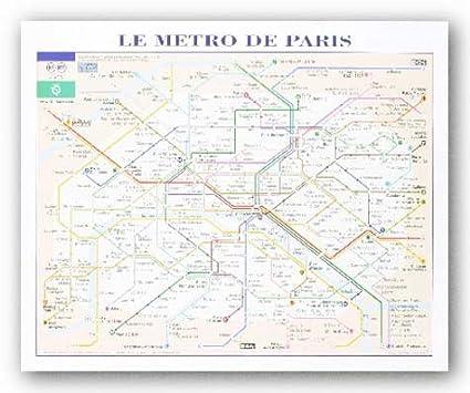 Amazon.com: Le Metro de Paris by RATP 20.5\
