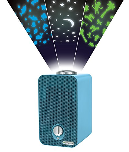 GermGuardian - Tabletop Air Purifier - Blue AC4150BLCA