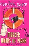 Murder Walks the Plank, Carolyn G. Hart, 0060004746