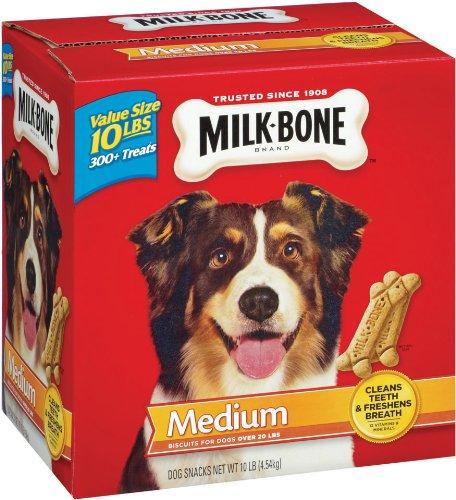 Milk Bone Original Dog Treats For Medium Dogs  Pound