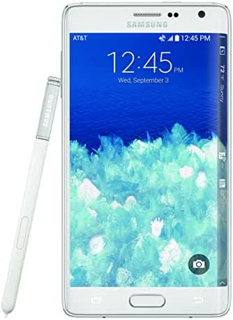 Samsung Galaxy Note Edge, Frosted White 32GB (AT&T)