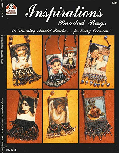 Inspirations Beaded Bags: 16 Stunning Amulet Purses for Every Occasion ()