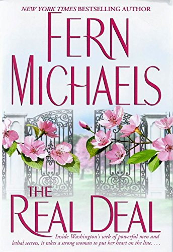 REAL DEAL (LARGE PRINT) by Pocket Books