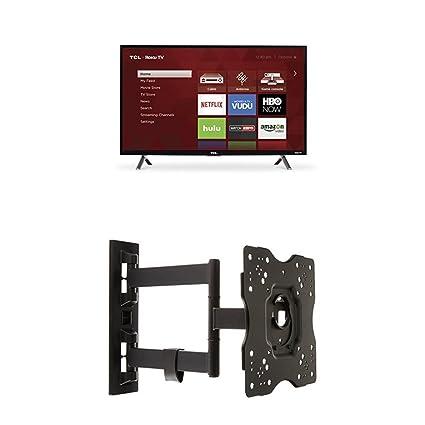 Amazoncom Tcl 32s305 32 Inch 720p Roku Smart Led Tv 2017 Model