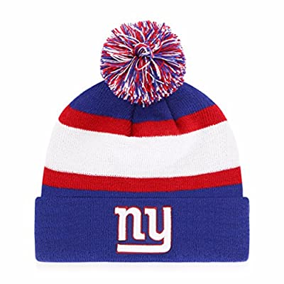 NFL Rush Down OTS Cuff Knit Cap with Pom, One Size