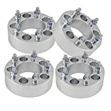 Rank 4PCS 5Lugs Wheel Spacer Adapters 5x4.75 to 5x4.75 12...