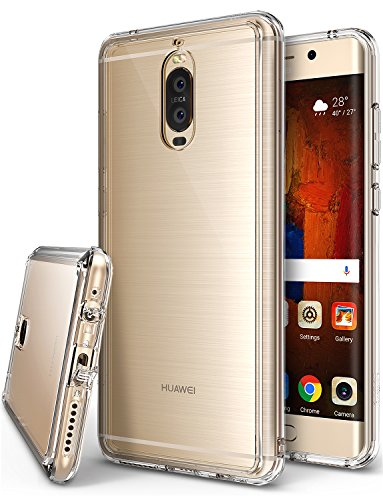 Ringke Fusion TPU Bumper Cover Case for Huawei Mate 9 (Clear) - 6