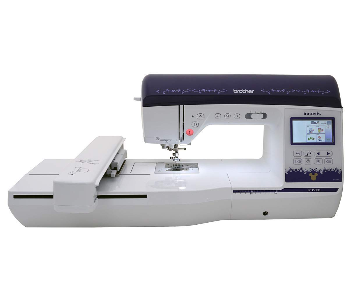 Brother Innov-is BP3500D 6' x 10' Embroidery Area Machine Only with Disney Designs