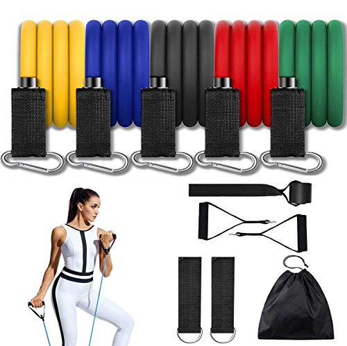 Portzon Resistance Band Set