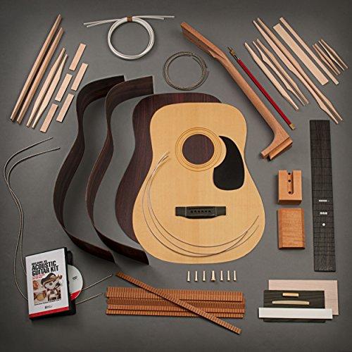 build own dreadnought acoustic guitar