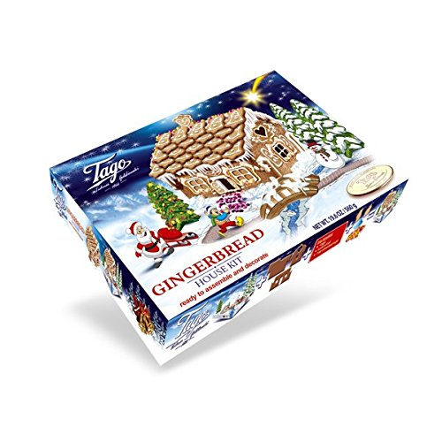 Gingerbread house Kit Make Your Own