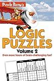 Puzzle Baron's Logic Puzzles, Vol. 2, Puzzle Baron, 1615641521