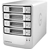 G-Technology G-SPEED Q 12TB High Speed RAID Array with eSATA, USB 2.0, Firewire 400, Firewire 800 Interfaces for Video Editing Applications 0G02053, Best Gadgets