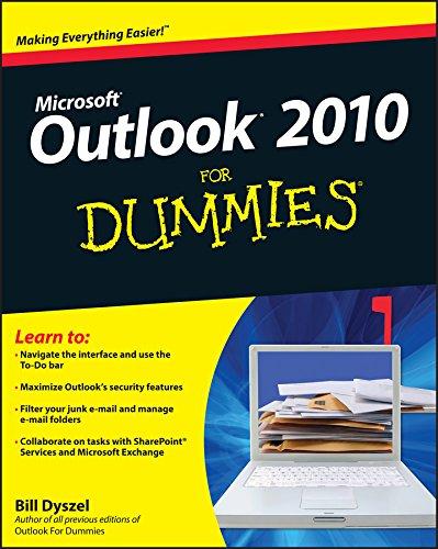 Calendar Business 2010 - Outlook 2010 For Dummies