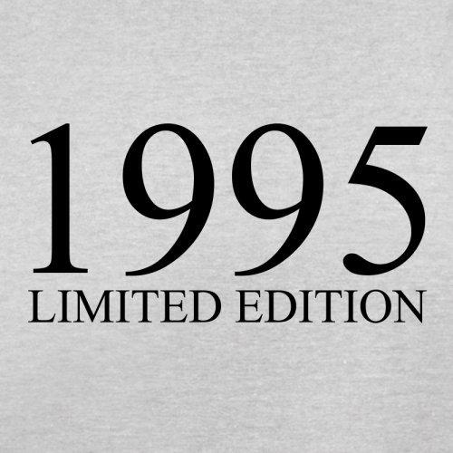 1995 Limierte Auflage / Limited Edition - 22. Geburtstag - Herren T-Shirt - Hellgrau - XXL