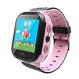 Q528 Kids GPS Tracker Watch Kids Smart Watch with Flash Light 1.44