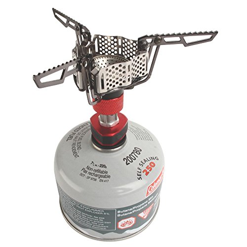 Coleman Fyrestorm Butane/Propane 1 Burner Backpacking Stove
