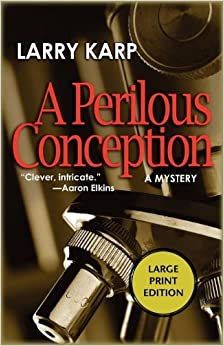 Book A Perilous Conception (Detective Baumgartner Mysteries)