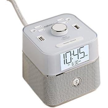 Amazon.com: Brandstand BPEBL CubieBlue Charging Alarm
