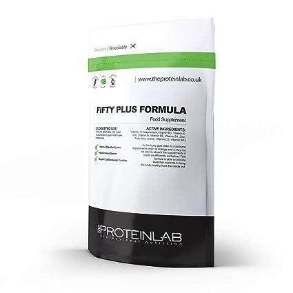 Esencial Vitaminas y Minerales Para Sobre 50 50 Plus Vitamina Multivitamínico 14