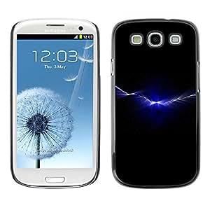 Stuss Case / Funda Carcasa protectora - Rayo Ripple - Samsung Galaxy S3