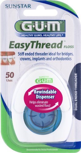 Sunstar Gum Easy Thread Floss