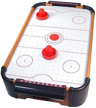Peers Hardy - Juego de Air Hockey para Mesa: Amazon.es: Juguetes y juegos