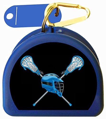 Zumoe Lacrosse Mouth Guard Case lacrosse Mouth Guard Case Lacrosse Retainer Case, or Lacrosse Dental Case, Called Men's Lacrosse, 9 Colors Available – DiZiSports Store