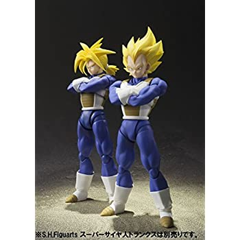"Bandai Tamashii Nations S.H. Figuarts Super Saiyan Vegeta (Cell Saga) ""Dragon Ball Z"" Action Figure"