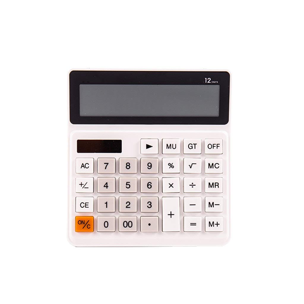 RJ HOME Financial Accounting Office Calculator Use The Calculator Minimalist Style