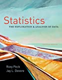 img - for Statistics: The Exploration & Analysis of Data (Available Titles Aplia) book / textbook / text book