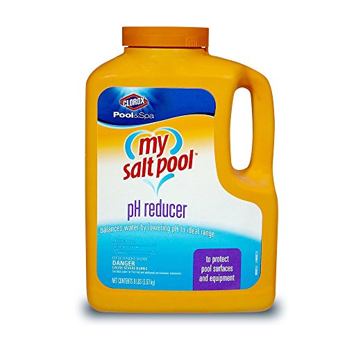 Clorox Pool&Spa 80008CLX My Salt Pool pH Reducer, 8-Pound