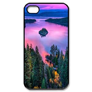 Iphone 4,4S Beauty Phone Back Case Use Your Own Photo Art Print Design Hard Shell Protection LK024711