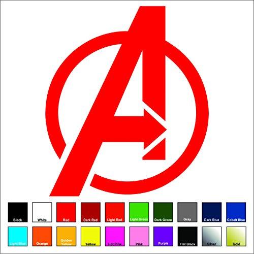 Avengers Decal / Sticker - 4