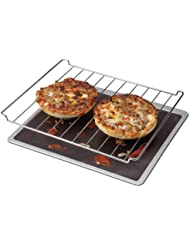 Chef's Planet 401.00 401 Nonstick Toaster Oven Liner, 11-in, Black