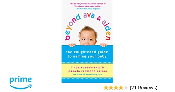 Baby Name Trend Report: Insight from the top-selling baby name author