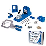 Kreg K4MS Jig Master System with SK03 675 Screws Pocket Hole Screw Joinery Kit