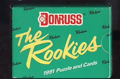 1991 Rookie Card (1991 Donruss Baseball Card The Rookies Complete Factory Box Set FACTORY SEALED)
