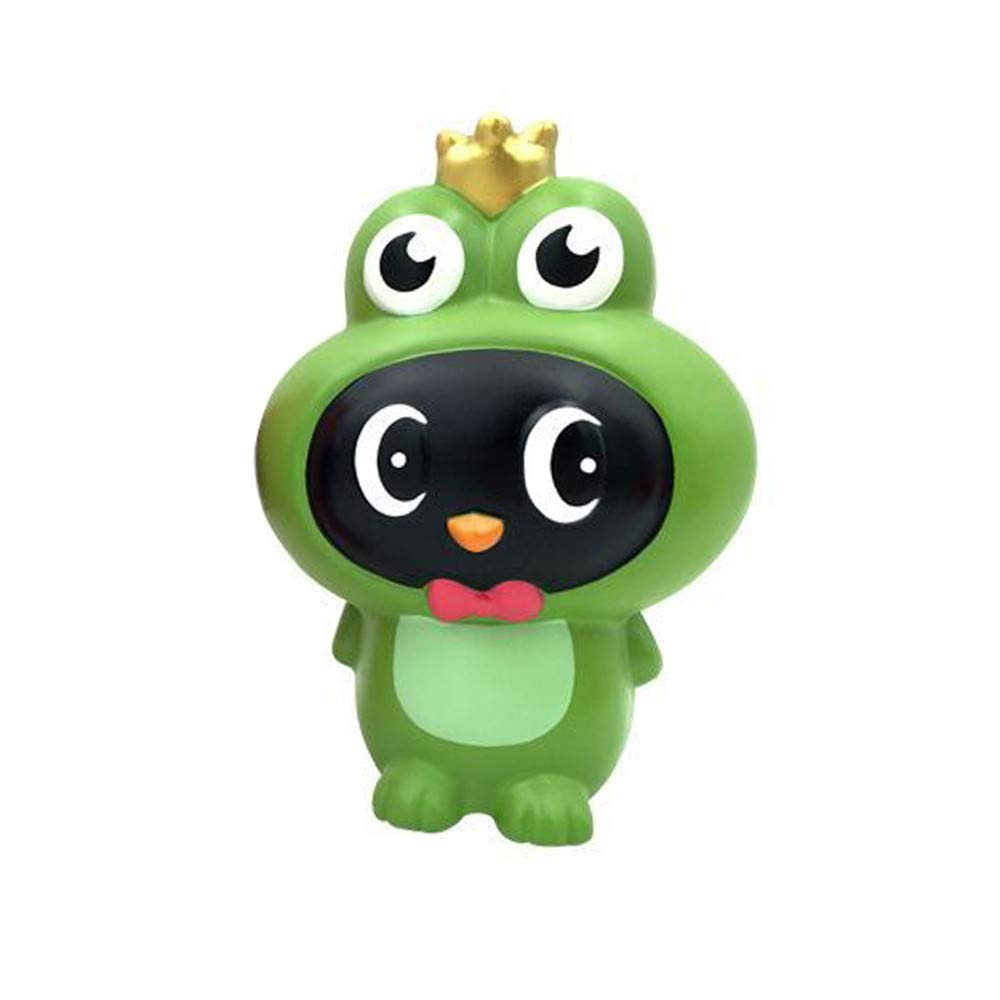 Kirbyates Squishy Toys Cute Frogs Scented Super Slow Rising Stress Reliever Kids Squeeze Toy