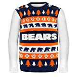 chicago bears stuff - Chicago Bears One Too Many Ugly Sweater Extra Large