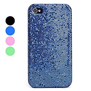 ZCL Shining Rhinestone Case for iPhone 4 and 4S (Assorted Colors) , Pink