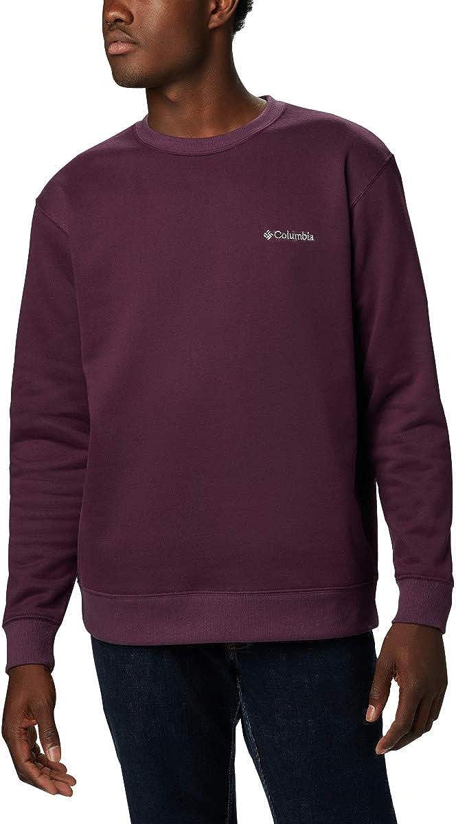 Columbia Mens Hart Mountain II Crew Shirt